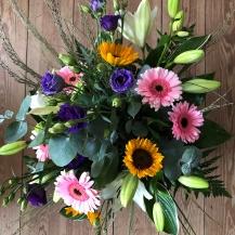 Birthday flowers from my boyfriend